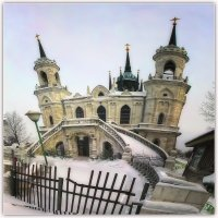 В тридевятом царстве... :: Марина Назарова
