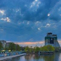 Не реализованные планы – гостиница «Парус» :: Denis Aksenov