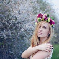 весенний цвет :: Наталья Куликова