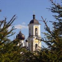 Никольская церковь2 :: Ирина Чикида