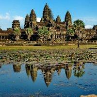 Ангкор Ват. :: Эдуард Закружный