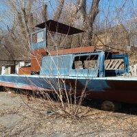 заброшенная лодка :: Женя Релье