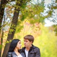 Любовь и осень :D :: Николай Гагаринов