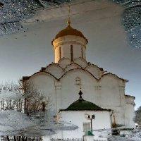 Княгининский монастырь. XVIв. :: Анатолий Борисов