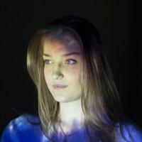 портрет девушки :: Елена Шлёрина