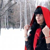 Фото-проект Красная Шапочка :: Екатерина Комогорова