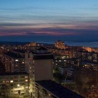 Панорама на закате :: Максим Шоркин
