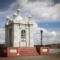 """Символ"" города Добрянка :: Николай Гагаринов"