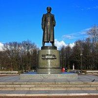 Памятник Маршалу Жукову. :: Александр Лейкум