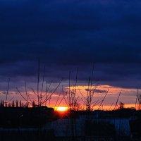 Красочный закат :: bvi1973