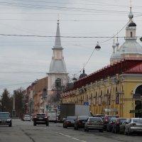Петербург. Шестая и седьмая линии. :: Владимир Гилясев
