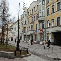 Петербург. Седьмая линия :: Владимир Гилясев