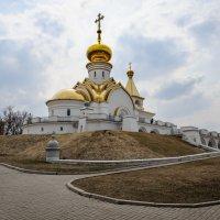 Храм Серафима Саровского :: Григорий Хабаров