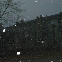 снежинки :: машенька алексеева