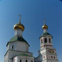 Николо-Перервинский монастырь :: Константин Вергун