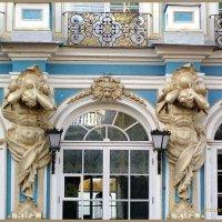 Дворец Екатерины. Пушкин :: vadim