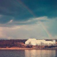 После дождя... :: Любовь Стаценко