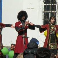 выступление ансамбля грузинского танца Сухарули :: Сергей