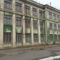 11 школа(заброшенная) :: Владуша Тищенко