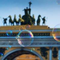 Мыльные пузыри 1 :: Цветков Виктор Васильевич