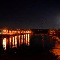 Ночь полной луны! :: Константин Иванов