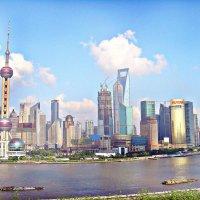 Шанхай в своем великолепии... :: Михаил Столяров