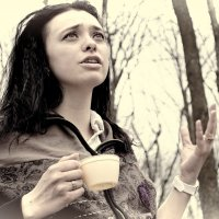 Полет ликующей души :: Лидия Цапко