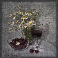 Серия. Вишнёвое вино. :: Лилия *