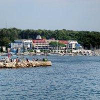 Ровинь - морской курорт в Хорватии :: Игорь Липинский