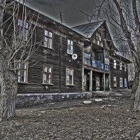 Старый дом :: Андрей Качин