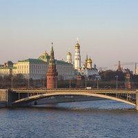 Городской пейзаж :: Андрей Шаронов