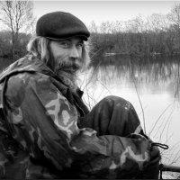 Взгляд рыбака! :: Владимир Шошин