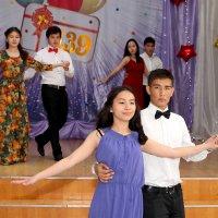 Танцы :: Аркадий Краснояров