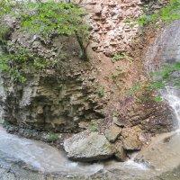 Водопад.. :: Марина Бахтарышева