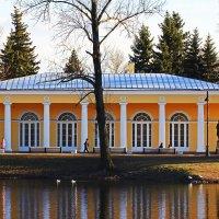 Ресторан в Парке Победы. :: Александр Лейкум