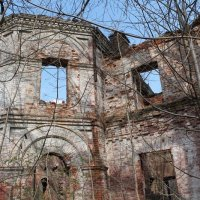Старые стены :: Анатолий Антонов