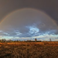 панорама радуги :: Владимир Колесников