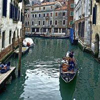 Прогулка по каналам Венеции :: Лидия Цапко