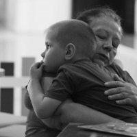 Бабушкина любовь :: Olga Blinova