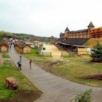Вид в парке :: Ростислав