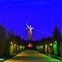 Мамаев Курган :: Иван Синицарь