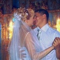 Обработка свадебной фотографии :: Julia Art