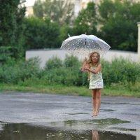 После дождя. :: Юлия Гончарова