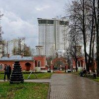 Воронцовский парк :: Ольга Маркова