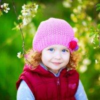 Моя доченька) :: Полина Крывулько