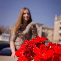 аленький цветочек :: Алёна Колесова