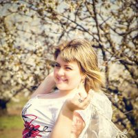 Весна :: Наталья Жекова