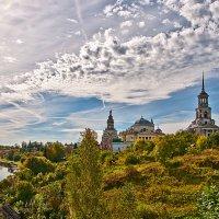 Торжок. Борисоглебский Новоторжский монастырь :: Galina