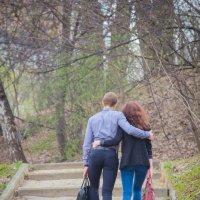 Двое! весна, любовь, счастье! :: Дмитрий Сушкин
