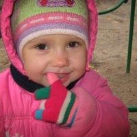 Девчушка :: Татьяна Кретова